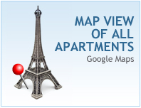 View all CobbleStay Paris Properties on Map