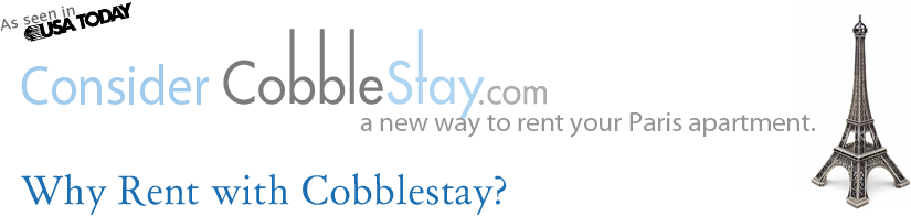 Consider Renting Your Apartment with CobbleStay
